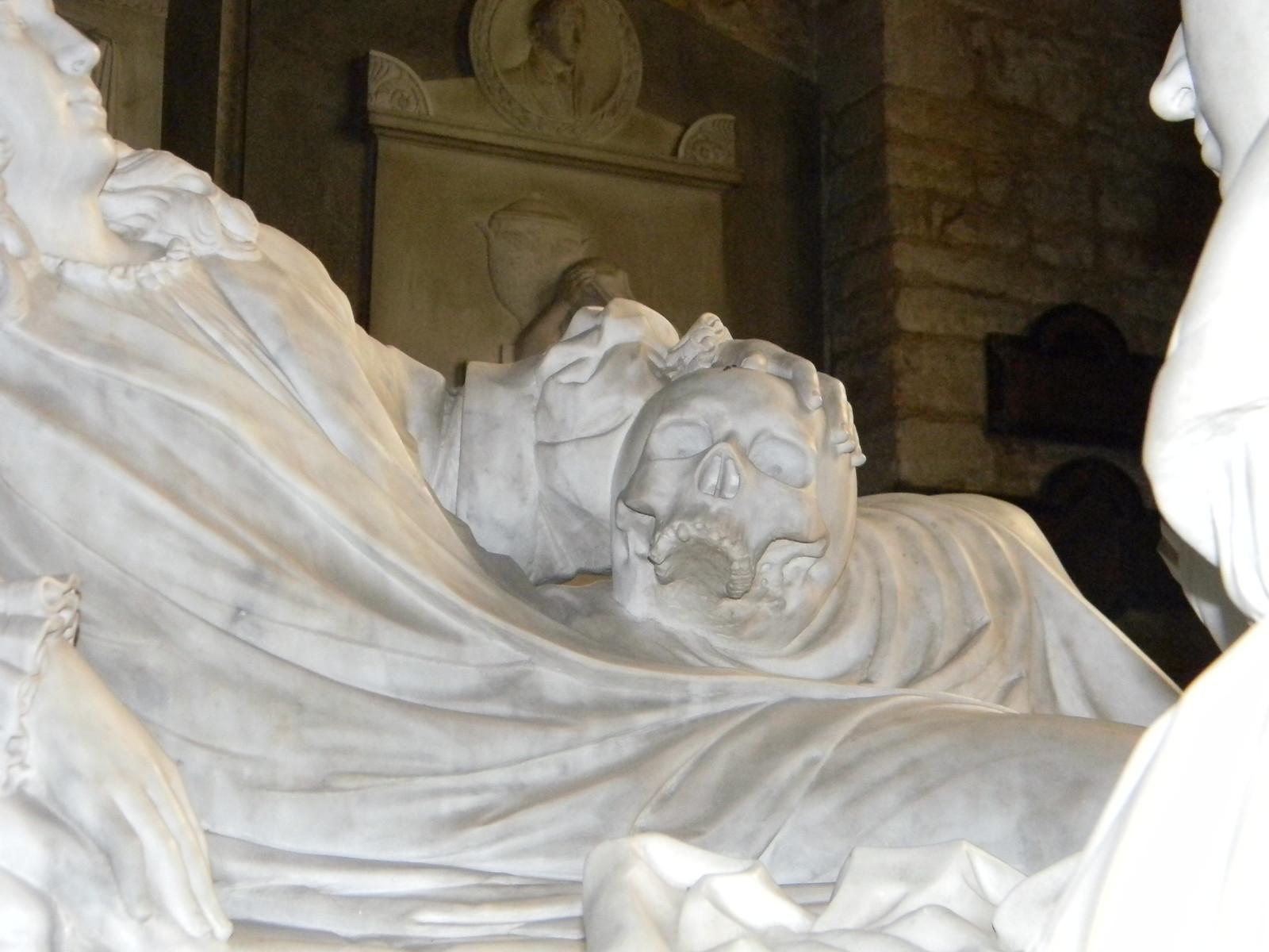 Detail, Sackville tomb, Withyam Church Ashurst Circular
