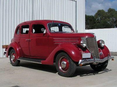 Ford V8 - 1936
