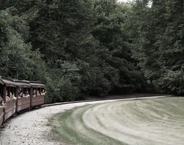 Trainride!