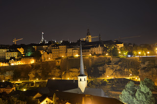 Luxembourg City | by kewl