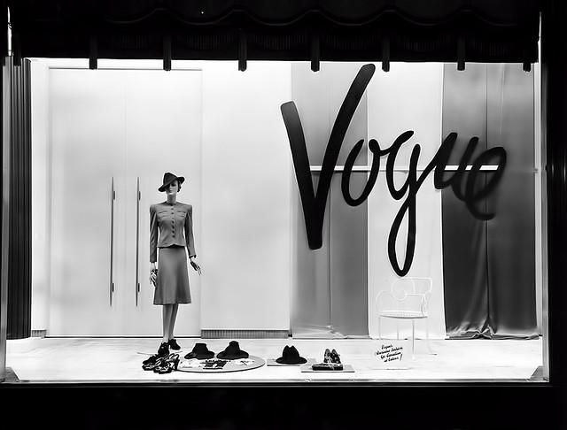 Vogue - circa 1940s