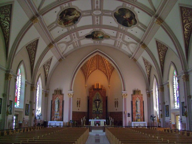 St. Augustine Catholic Church, Minster, OH