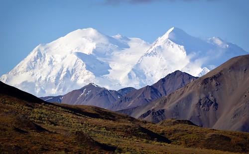 Denali Sunshine - Mountain - Alaska   by blmiers2