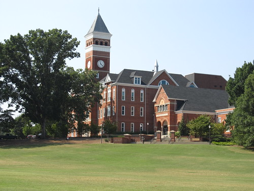 Tillman Hall, Clemson University, Clemson, South Carolina | by Ken Lund