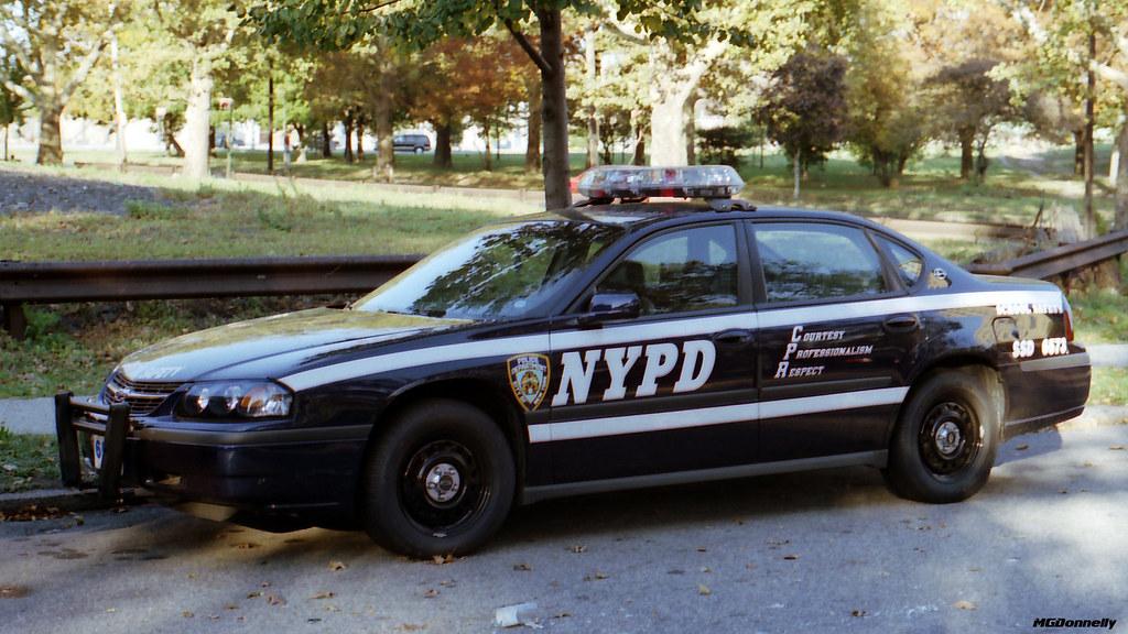 Fuck New York Police Department