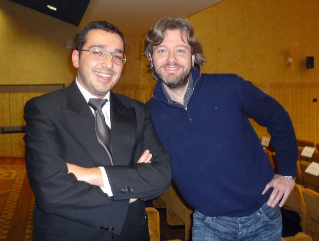 Violinists: Andrea Castagna with Alessandro Milani