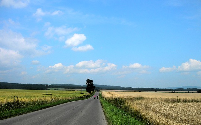 We are on the road to Poland... by bryandkeith on flickr