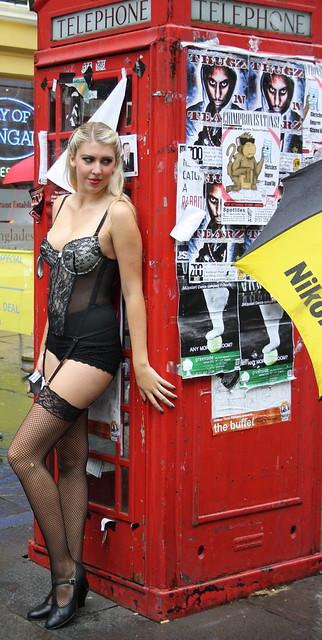 Edinburgh Fringe Festival 2011: Cabaret