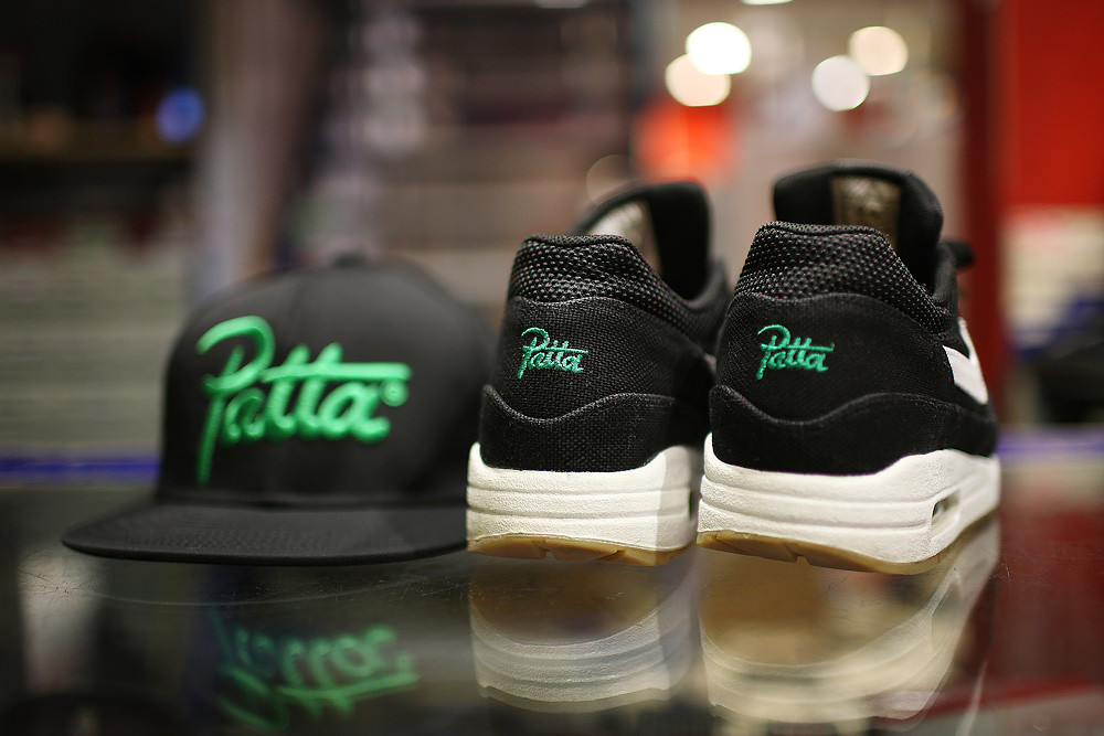 new style b6a1a 76d04 ... Patta x Nike Air Max 1 Premium TZ + fitted   by SHOOTO
