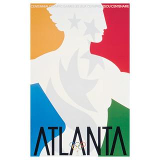 Atlanta 1996 Olympic poster
