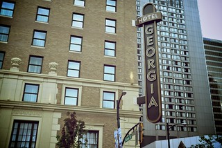 Rosewood Hotel Georgia | by miss604