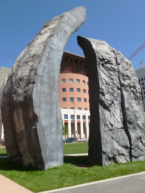 Library and Monoliths