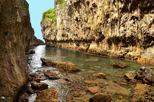 ocean island pacific southpacific chasm niue matapa