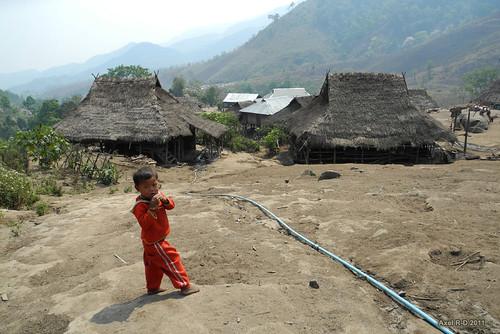 people hill myanmar local tribe shanstate palong kyaingetong banhok