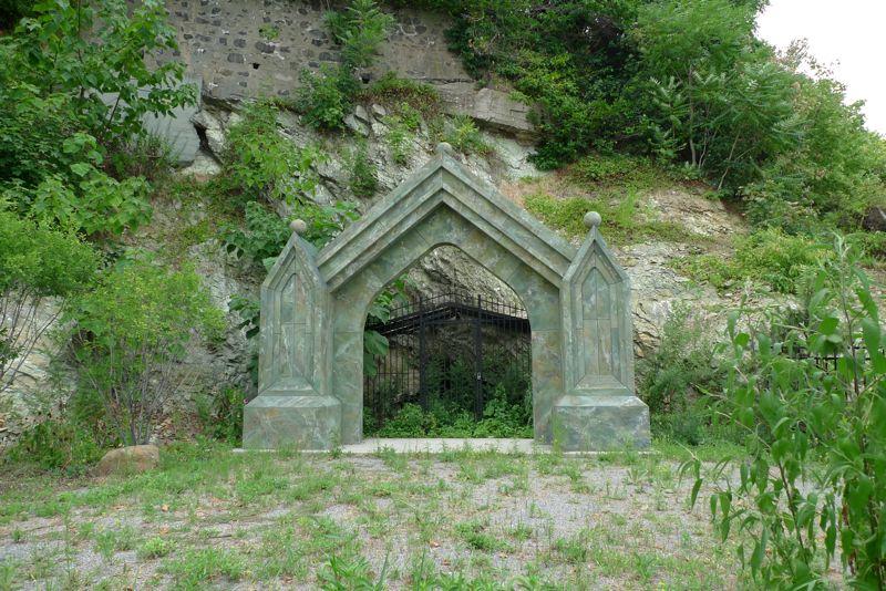 Sybil's Cave in Hoboken