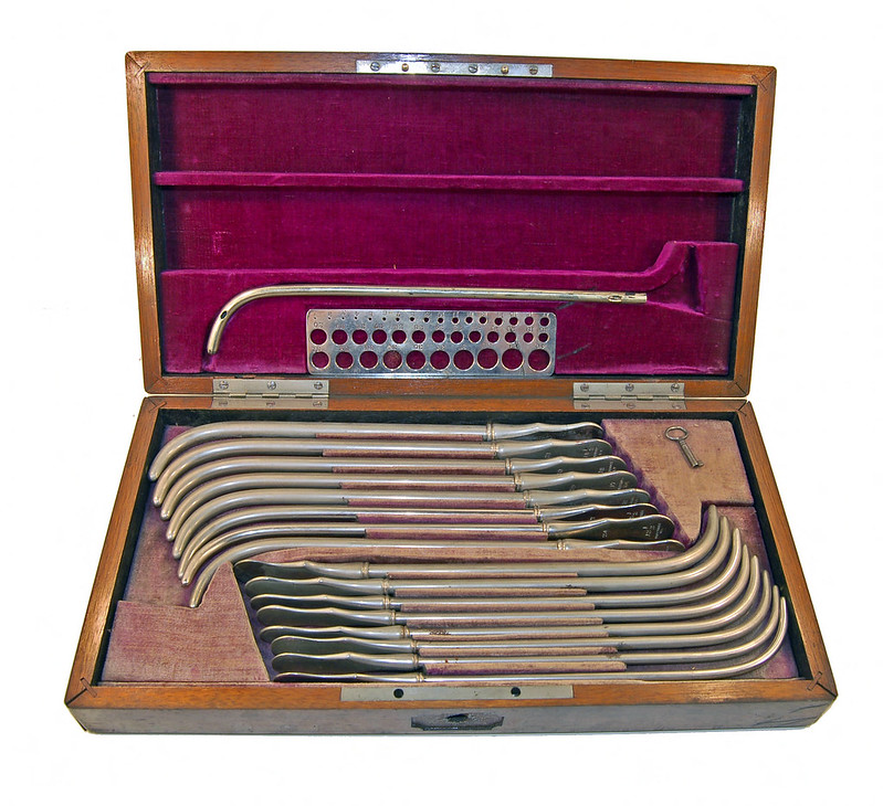 Urethral Sound Set