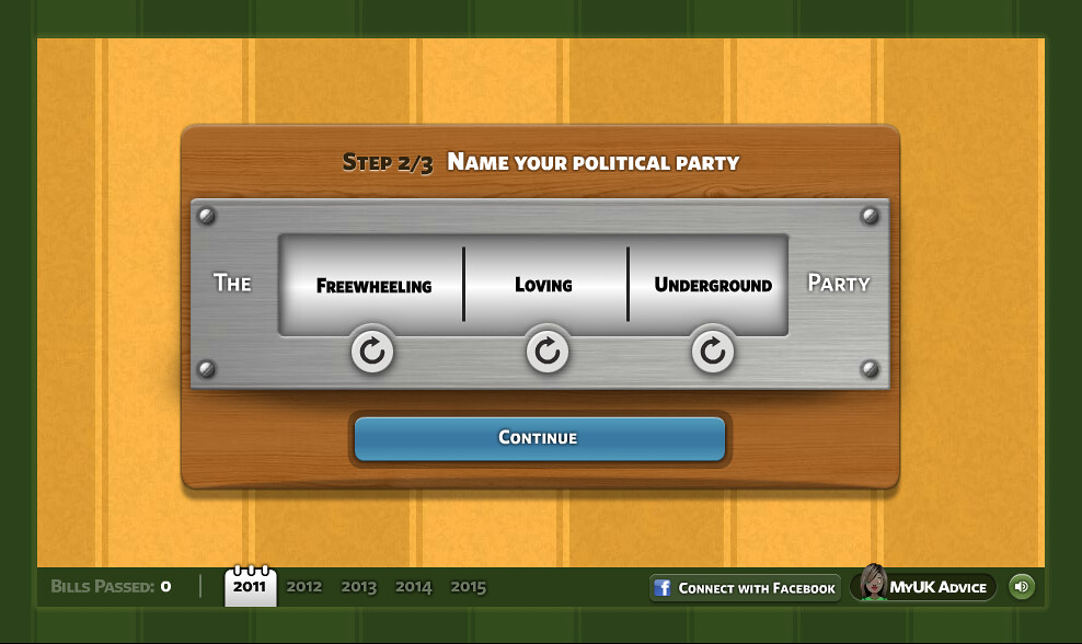 Party name generator | Preloaded London | Flickr