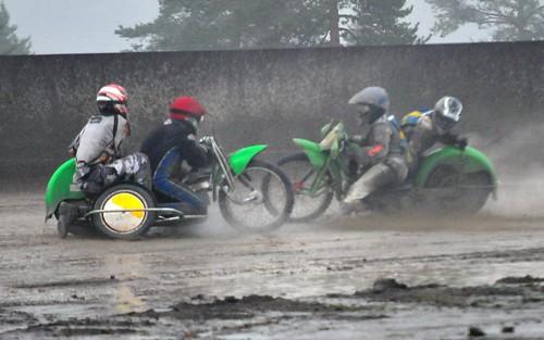 Slipin n' slidin' | by Sidecar rampage