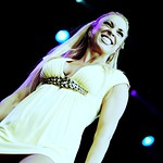 Natalia @ Suikerrock 2011