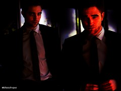 "Robert Pattinson - Stewart Shining Photo Shoot ""Retro Dark"""