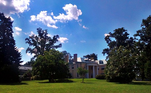 The mansion at Bellevue State Park | by mmahaffie