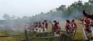 Redcoats & Rebels Revolutionary War Reenactment | by leewrightonflickr