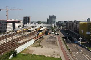 Ontwikkeling van een levendige stadsentree