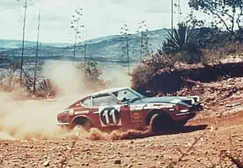 Datsun 240 Z – Safari Kenya 1971