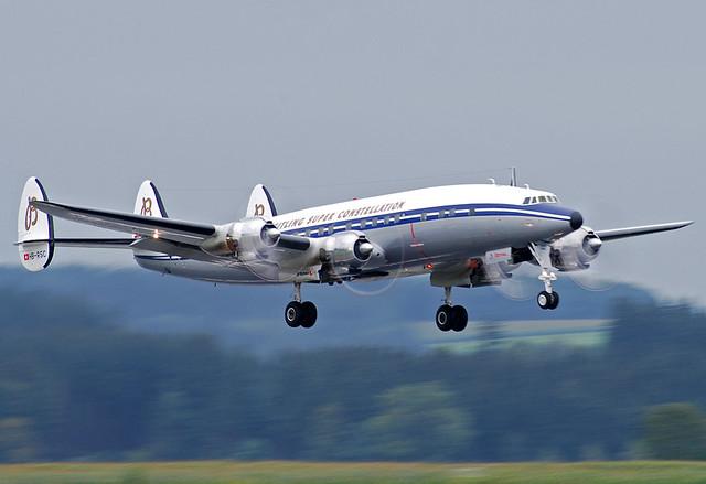 Breitling Lockheed L-1049 HB-RSC