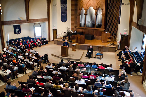 Covenant Seminary - Convocation 2011 Fall