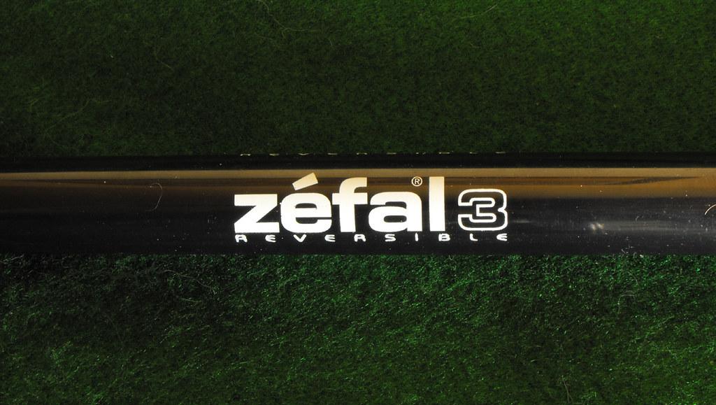 Zefal Rev 88 Plastic Frame Pump Size 3
