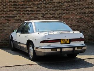 1991 Buick Regal 3.8 V6 GS.   by bramm77