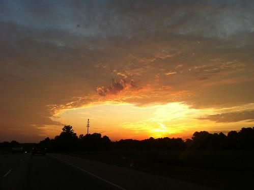 light sky sun clouds sunrise air 365 rise