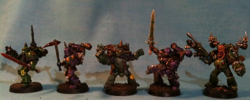 Converted Plaguemarine Champions | by Muskie McKay
