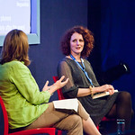 Maggie O'Farrell and Jenny Brown |