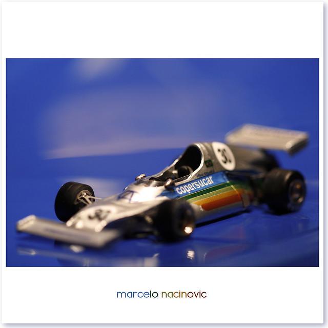 Copersucar Fittipaldi FD01 Fórmula 1