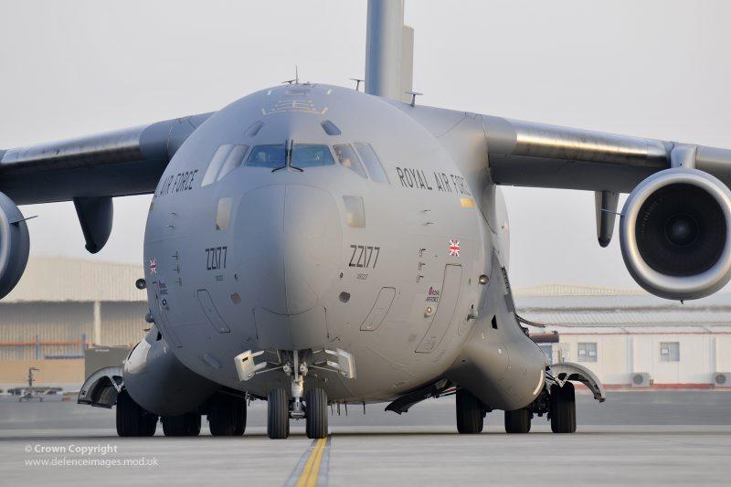RAF C17 Transport Aircraft   A Royal Air Force C-17 transpor…   Flickr