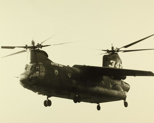 Boeing model 347 Advanced Technology Transport Helicopter NHHS Photo   by San Diego Air & Space Museum Archives