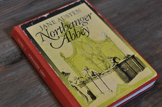 Northanger Abbey by Jane Austen | by cwasteson