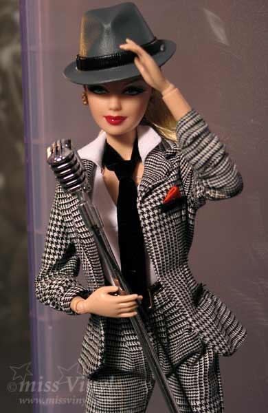 Frank Sinatra Barbie