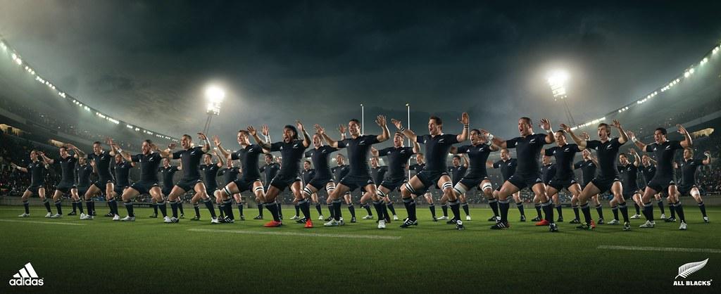 adidas All Blacks 新西蘭橄欖球隊 01