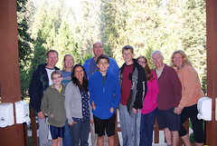 Homeschool Family Camp Fall 2015