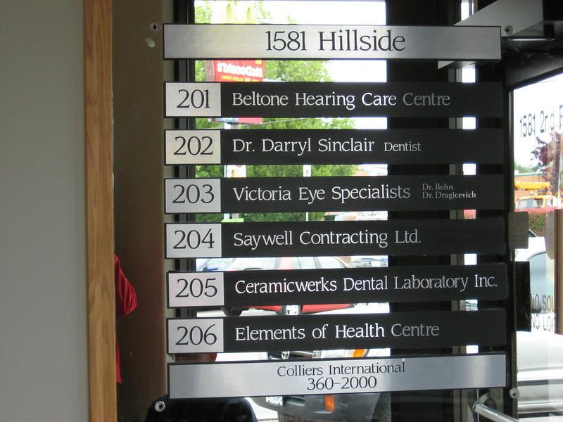 Hillside directory