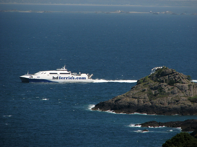 HD Ferries HD1