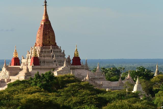 Ananda Paya, Bagan, Myanmar (Birmania) D810 2070