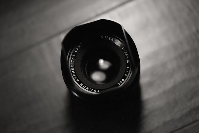 Fuji 35 f1.4