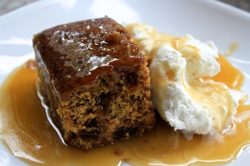 Sticky Date Pudding with Toffee Sauce | by Seafield Farm
