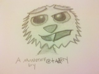 Monster #1 | by tadfry