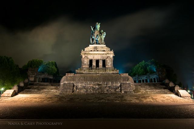 Koblenz Night - Koblenz, Germany