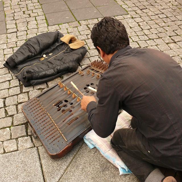 working-musician